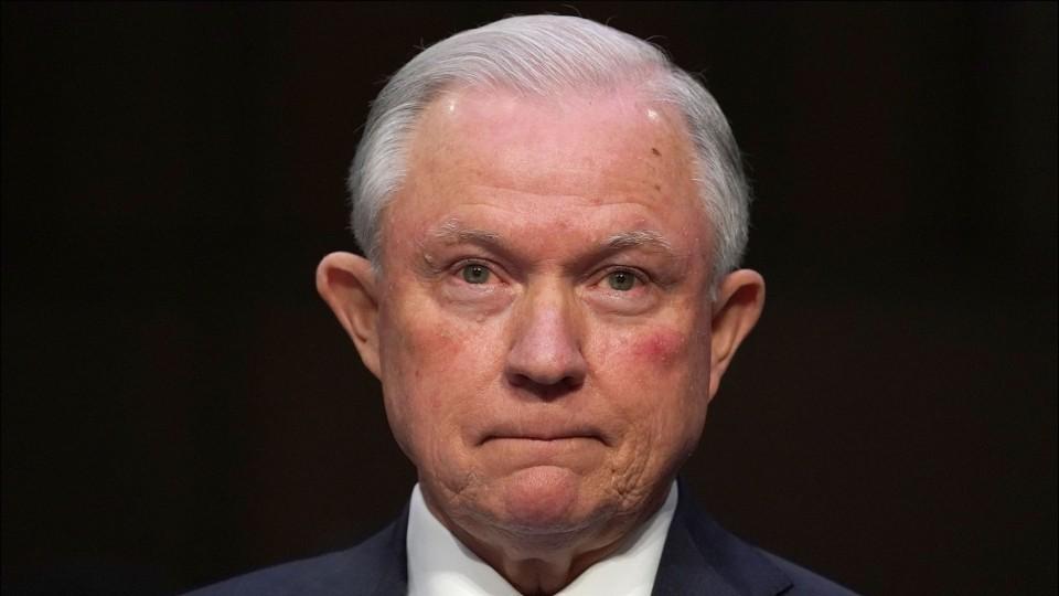 Atty. Gen. Jeff Sessions interviewed by Mueller team in ...