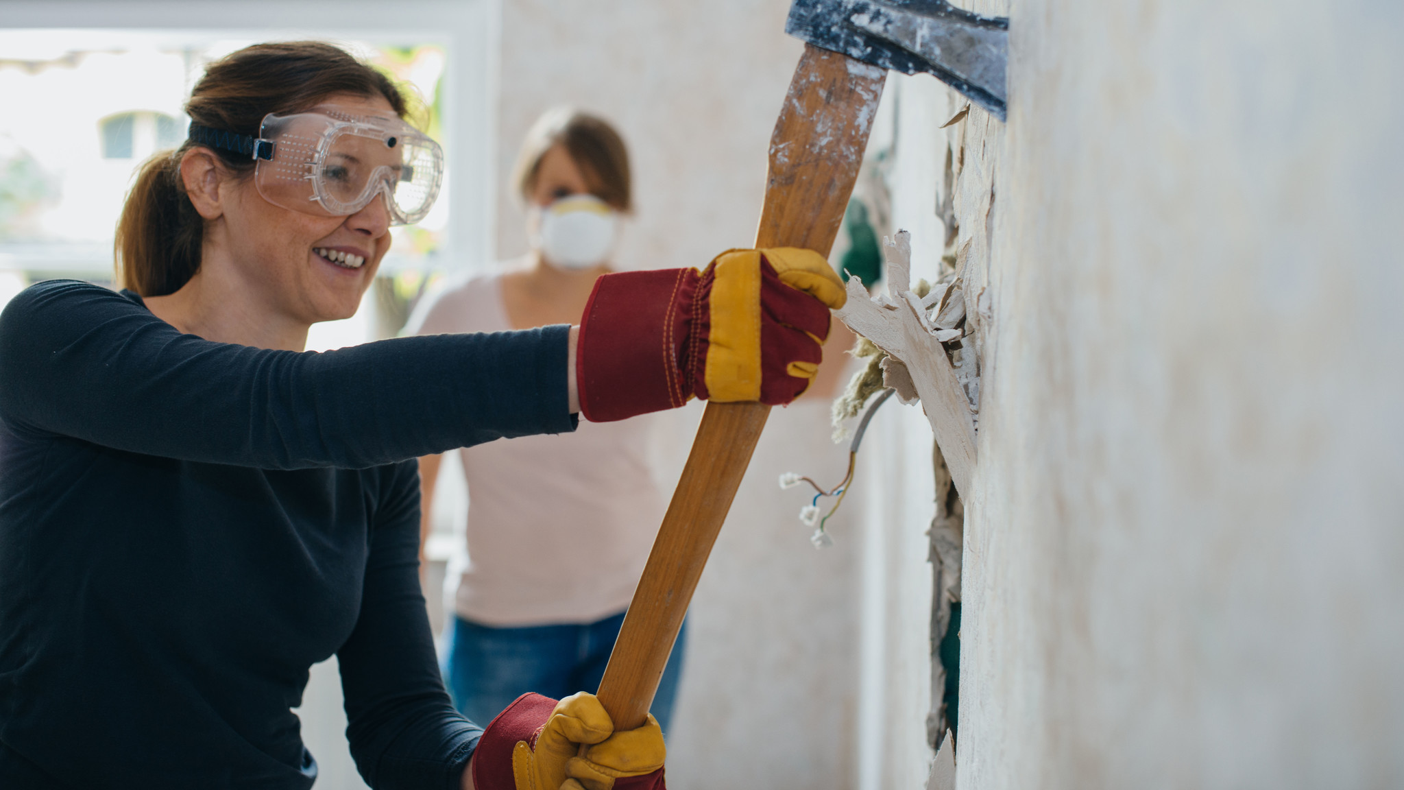 Major home renovations without a permit can lead to serious consequences