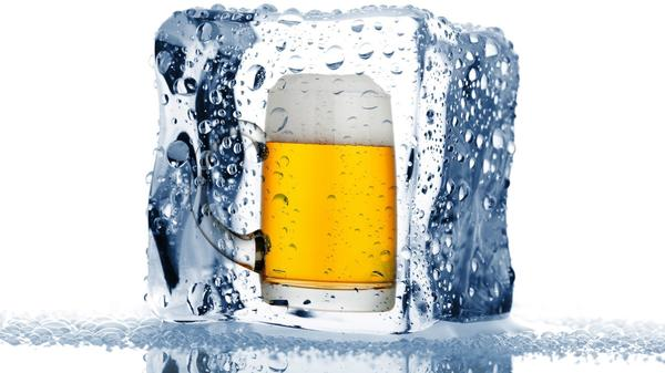 Help! My beer is frozen solid. What now?