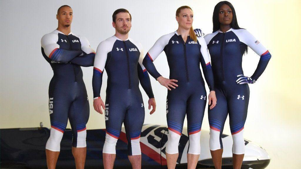 U.S. Bobsledder calls Under Armour Olympic suits less superhero ... 5696a59f5f7