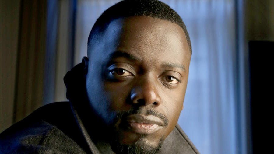 "Oscar nominee Daniel Kaluuya stars in ""Get Out."" (Carolyn Cole / Los Angeles Times)"