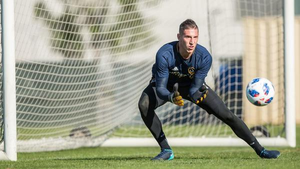 Galaxy goalkeeper David Bingham thrilled to get past rough patch