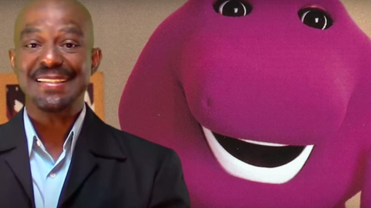 Illinois native who played Barney the dinosaur now a tantric sex therapist