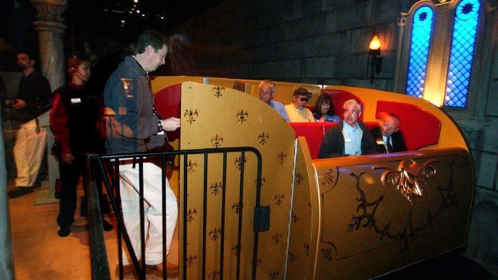 Busch Gardens To Close Curse Of Darkastle Daily Press