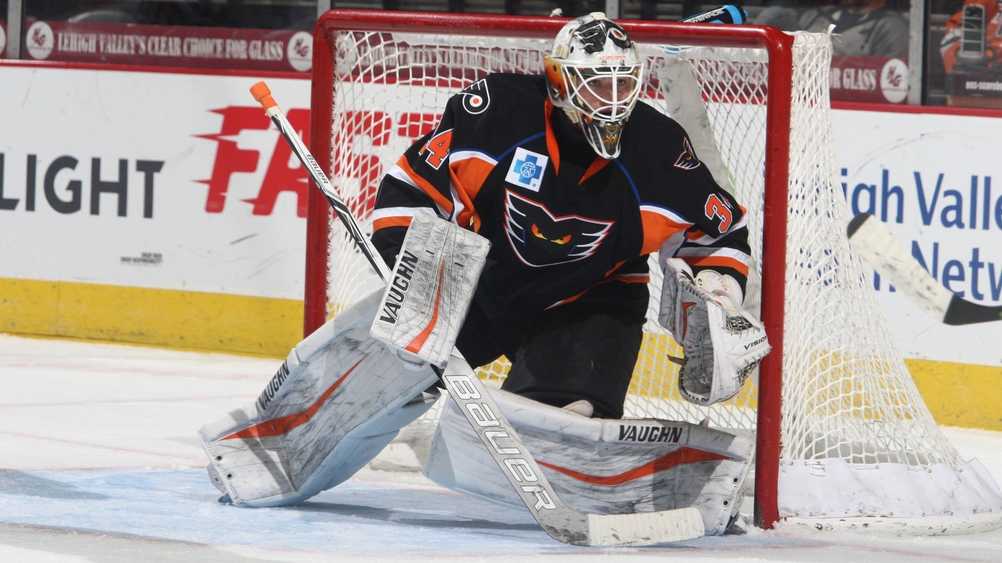 phantoms top bruins move up in atlantic divsion standings the morning call. Black Bedroom Furniture Sets. Home Design Ideas