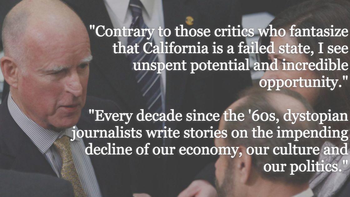 Gov. Jerry Brown 2012