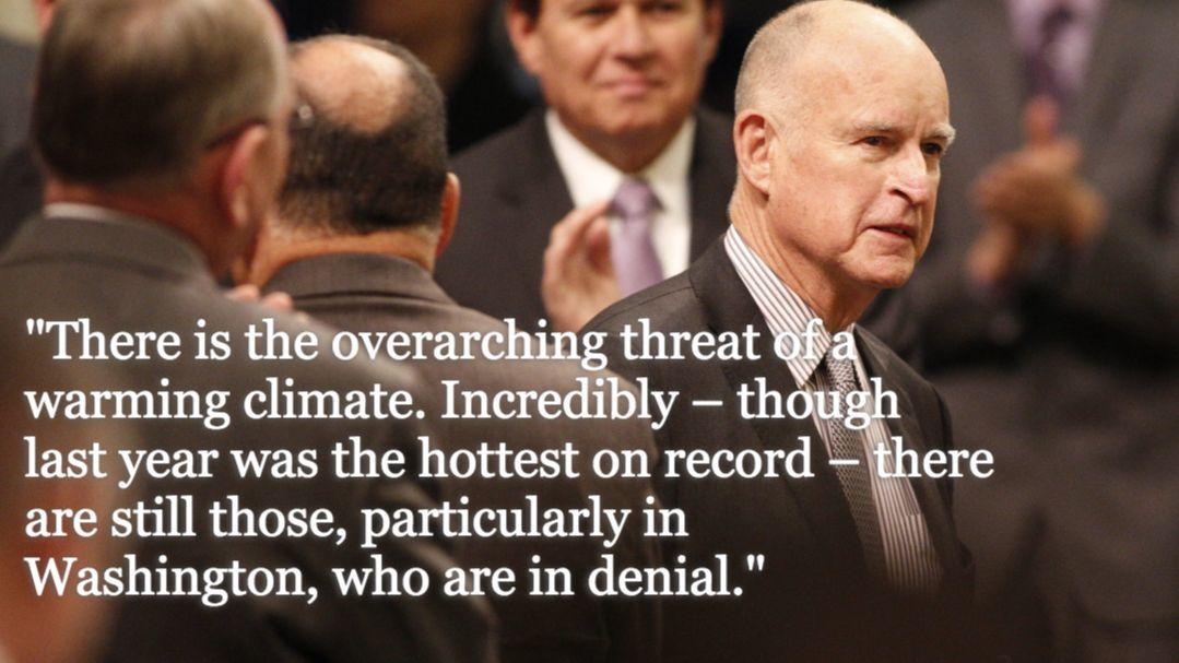 Gov. Jerry Brown 2016