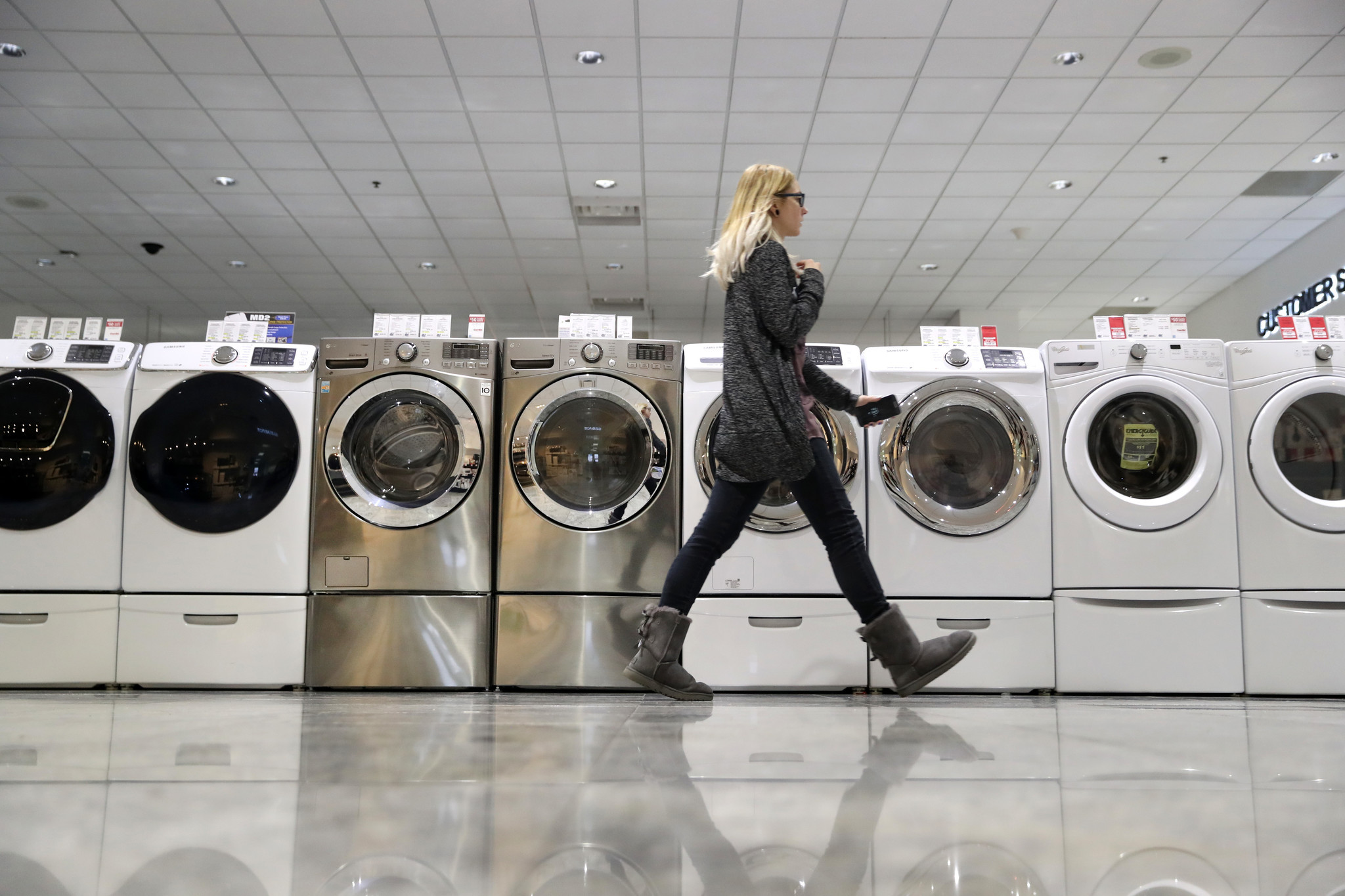 LG To Hike Washing Machine Prices In Response To Trumpimposed - Abt washers