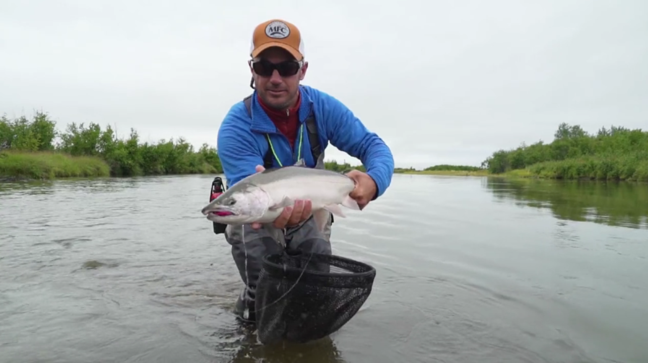 Fly fishing film shorts showing in trumbull stamford for Fly fishing films