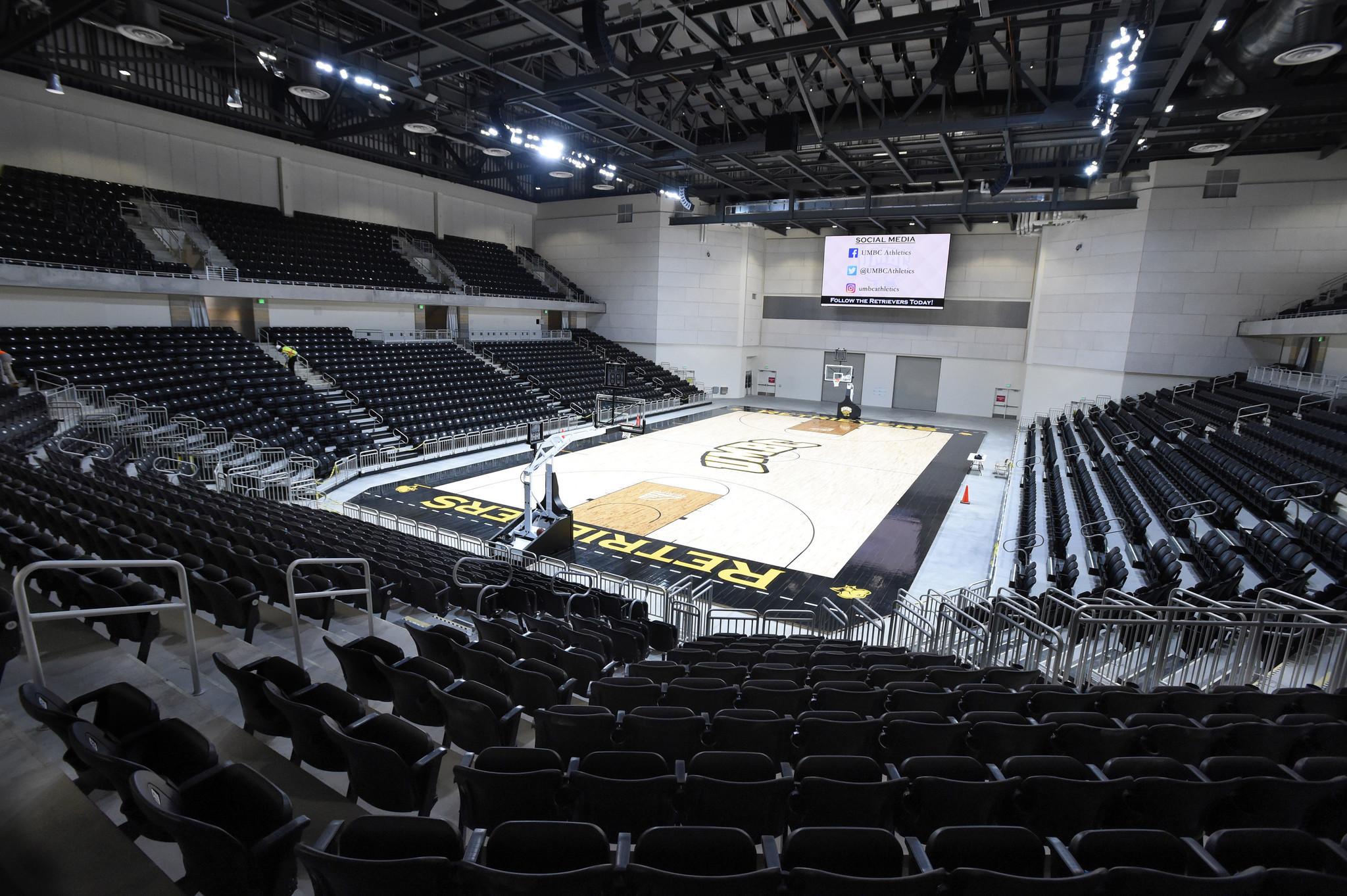 UMBC Event Center - Baltimore Sun