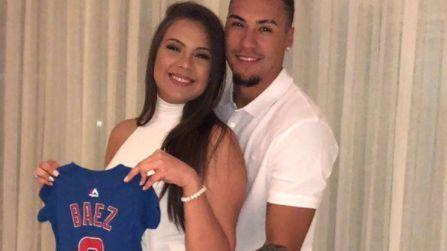 Javier Baez announces a baby on the way - Chicago Tribune