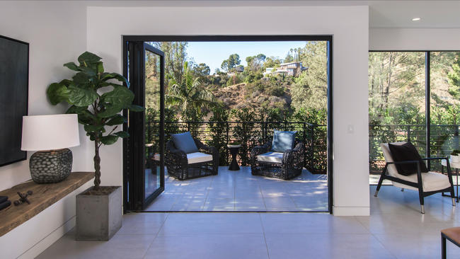 Anthony Kiedis former home in Hollywood Hills hits the market with