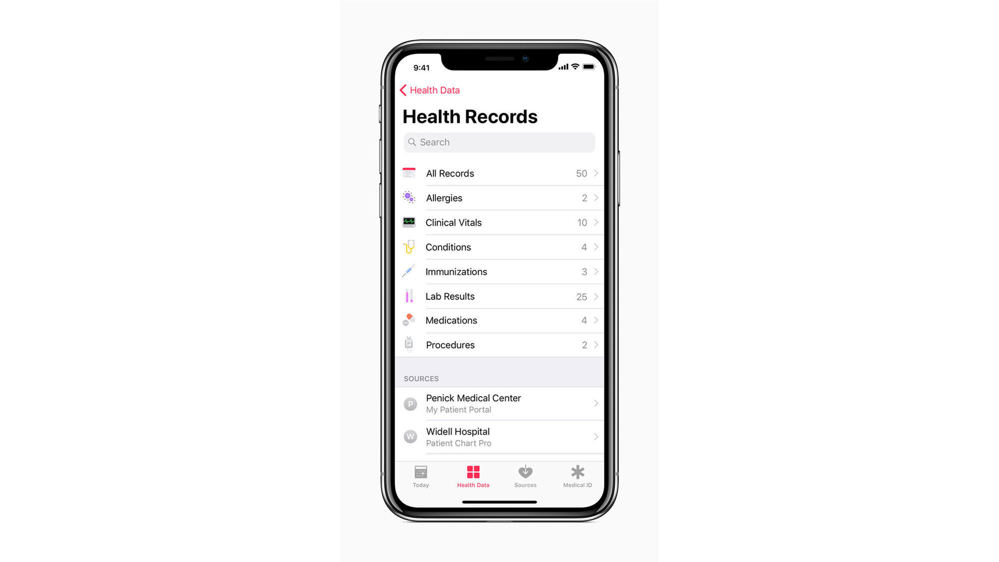 Hopkins and MedStar patients can now see medical records on iPhone app