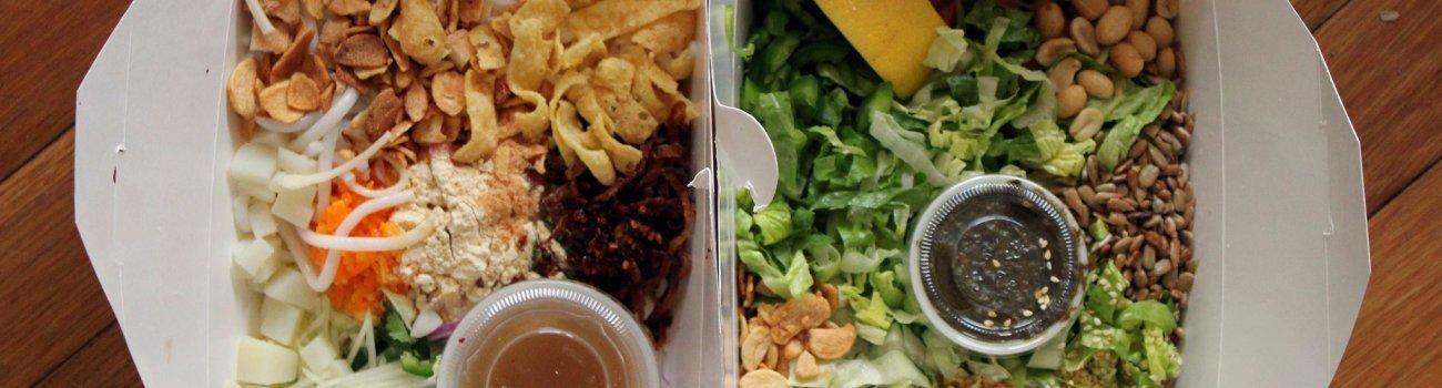 Restaurant Food Donation Leftovers
