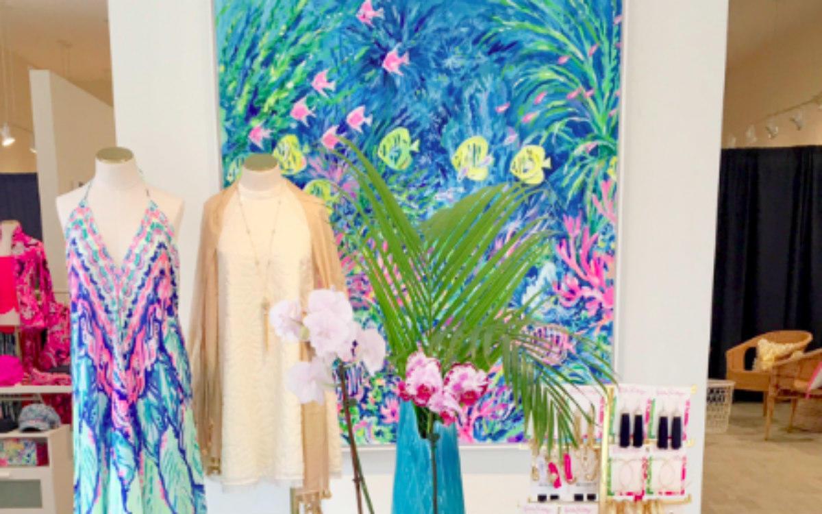 Retail notebook: Lilly Pulitzer brightens up Las Olas, gets visit ...