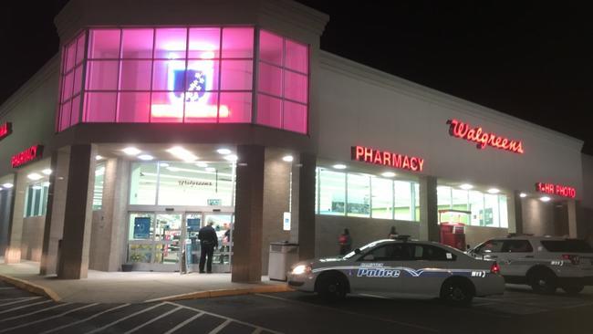 officials hampton walgreens robbed friday night