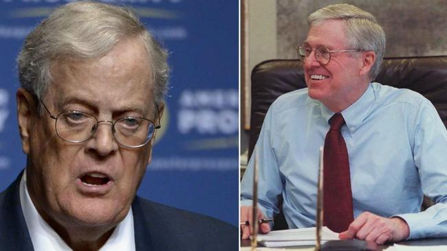 Koch network to spend up to $20 million promoting GOP tax law