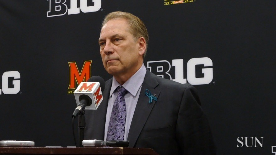 Spartan's Izzo talks about beating the Terps and the ...