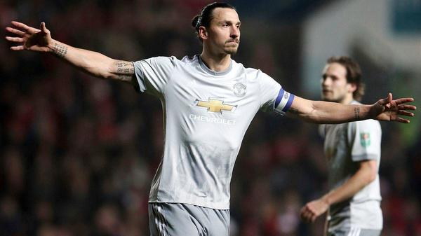 Rumors of Zlatan Ibrahimovic linked to the Galaxy are back