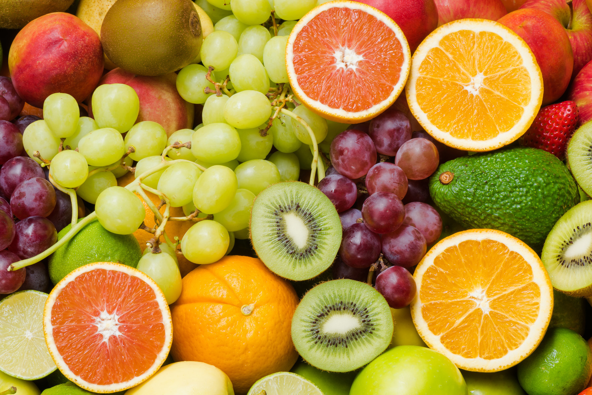 Which fruits contain the most sugar?