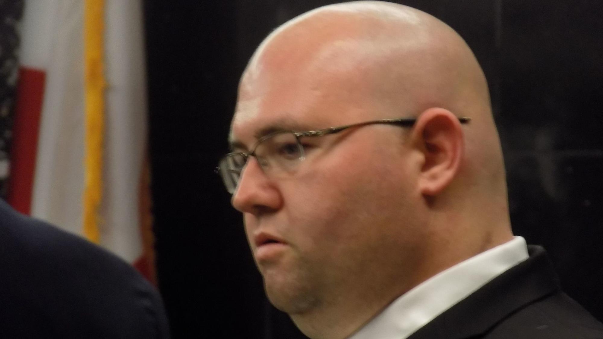 Palm Beach County Sheriff S Deputy Brandon Hegele