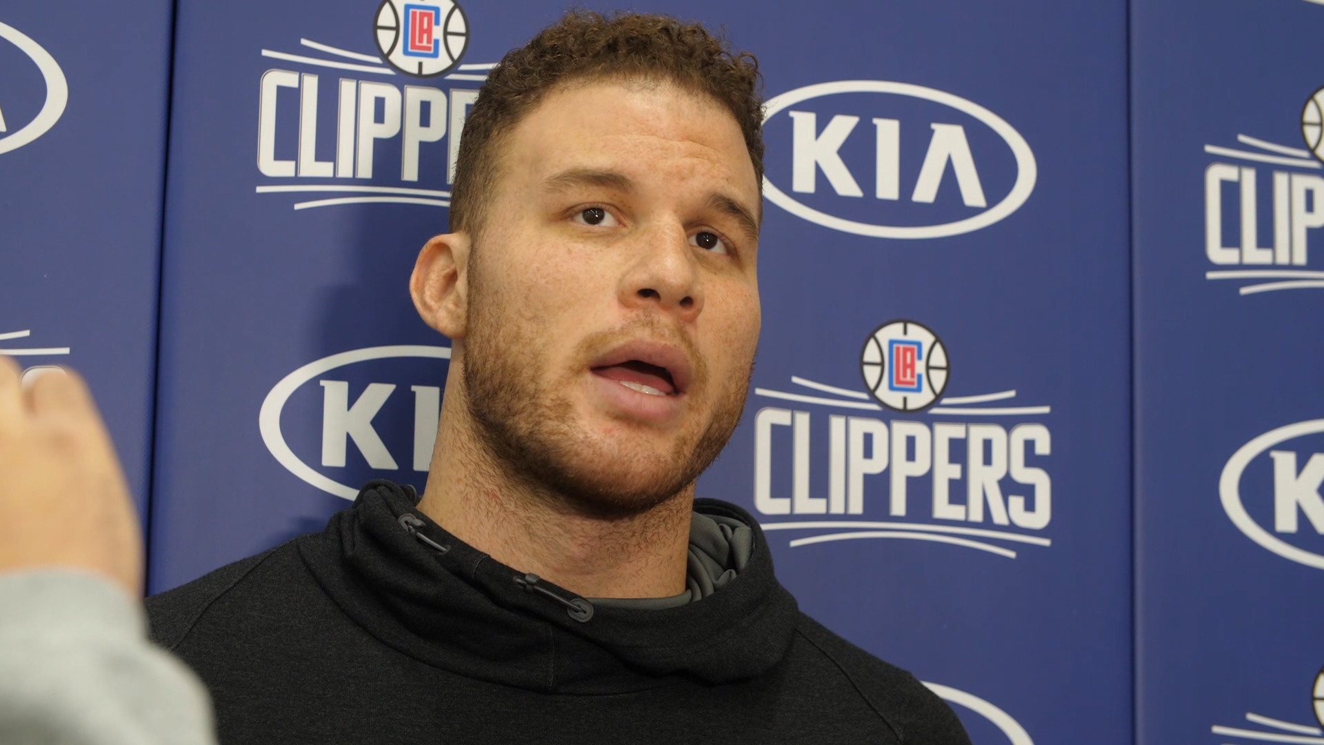 Clippers Trade Blake Griffin To Detroit Hoy