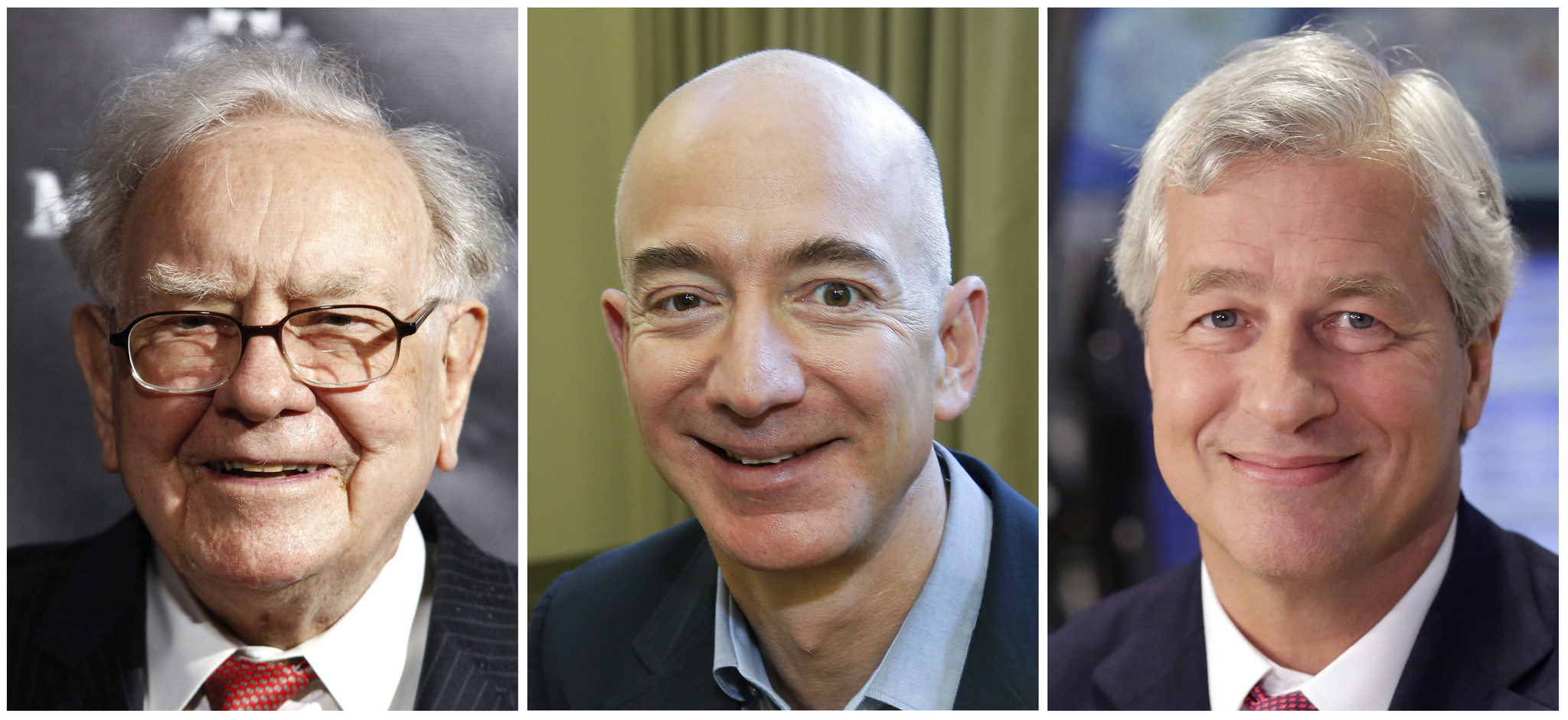 Amazon, JPMorgan, Berkshire creating new health care company 'free from profit-making incentives and constraints'