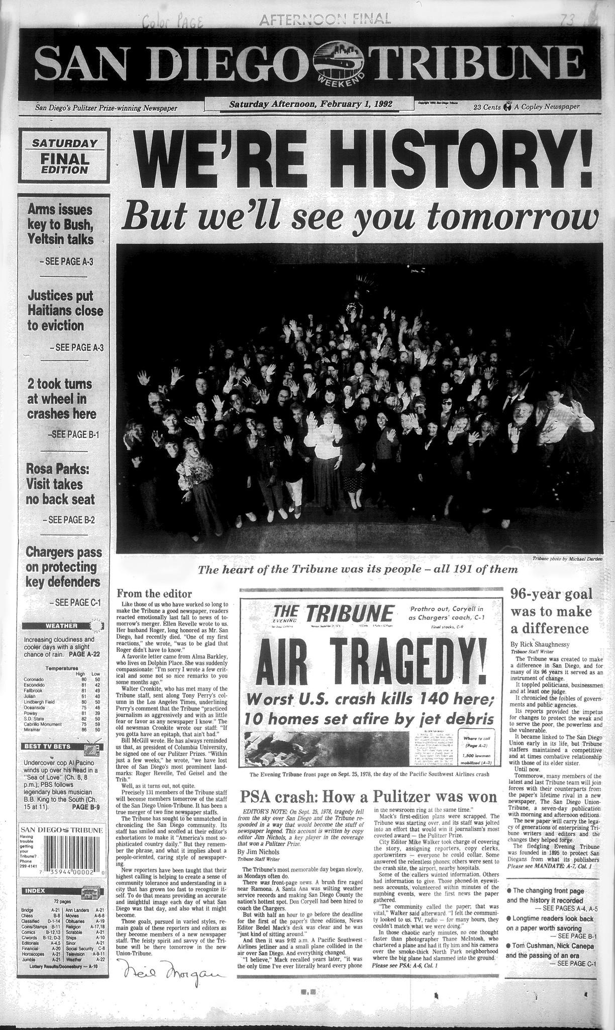 February 1, 1992