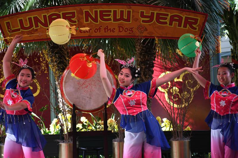 Disney California Adventure (Christopher Reynolds / Los Angeles Times)