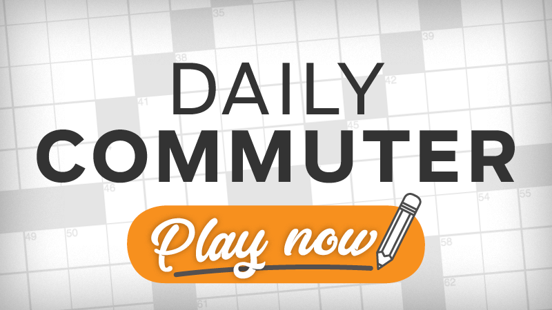Daily Commuter Crossword Chicago Tribune