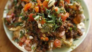 B.S. Taqueria's nachos