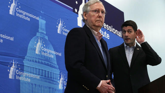 As shutdown deadline looms, GOP leaders eye yet another short-term spending bill