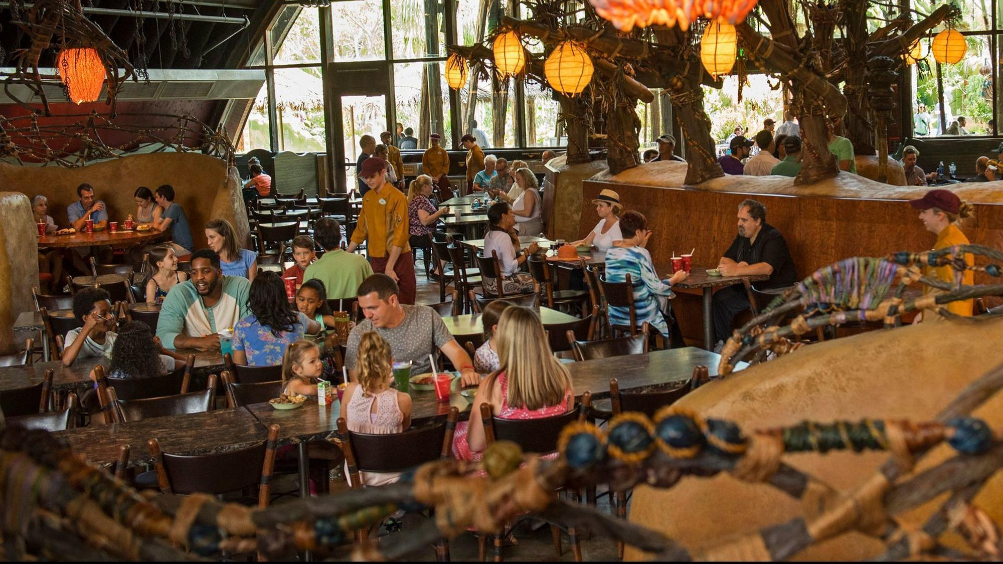 Disney Dining Plan Now Eligible For Mobile Ordering At