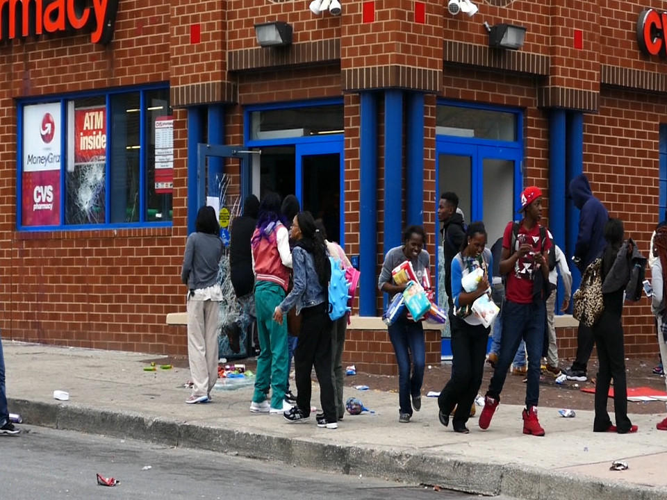 GTTF testimony draws link back to drugs looted from Baltimore pharmacies in 2015 riot after Freddie Gray funeral