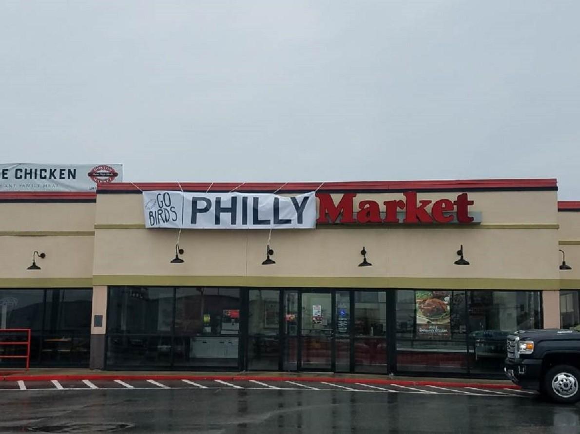 Giant Food Market In Philadelphia