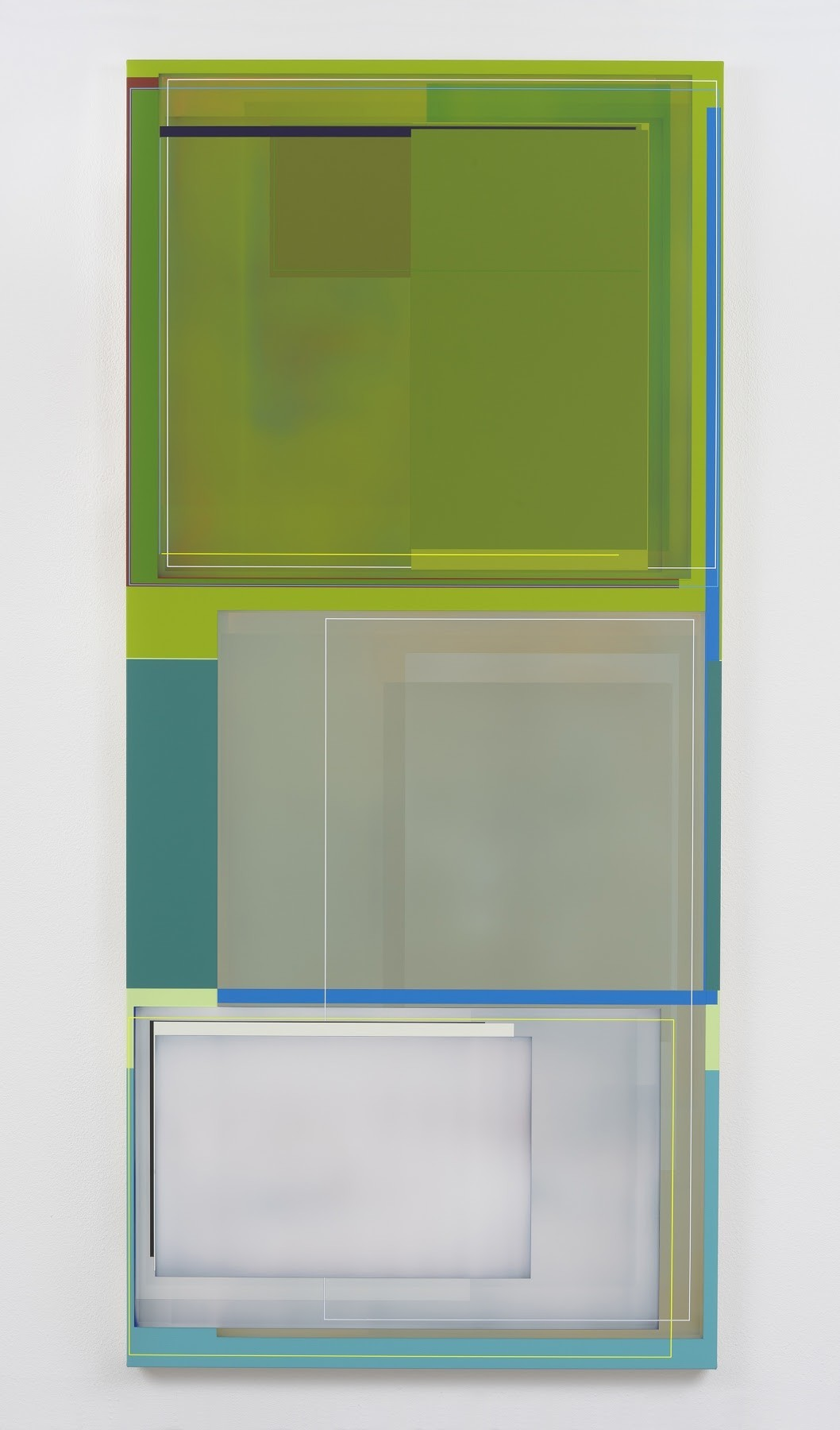 Patrick Wilson at Susanne Vielmetter Los Angeles Projects