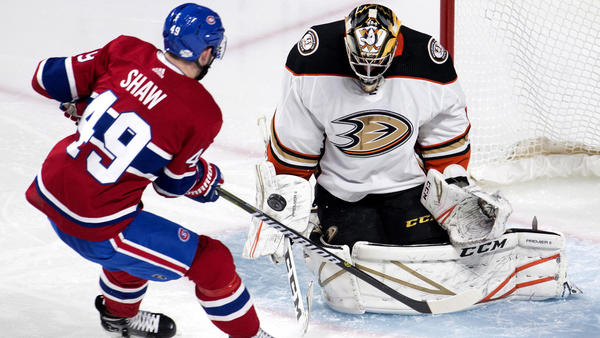 Ducks Do Not Capitalize On Shot Advantage And Fall 5-2 To The Canadiens