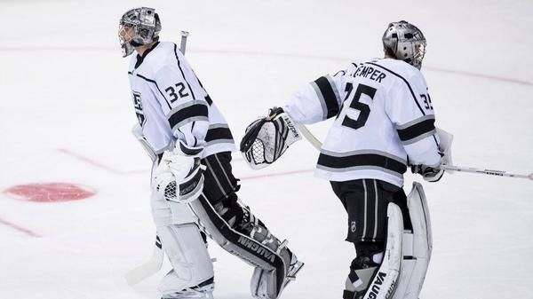 Kings' Darcy Kuemper Makes Picking A Goaltender Each Night A Challenge