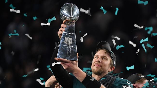 Image result for Super Bowl LII Eagles