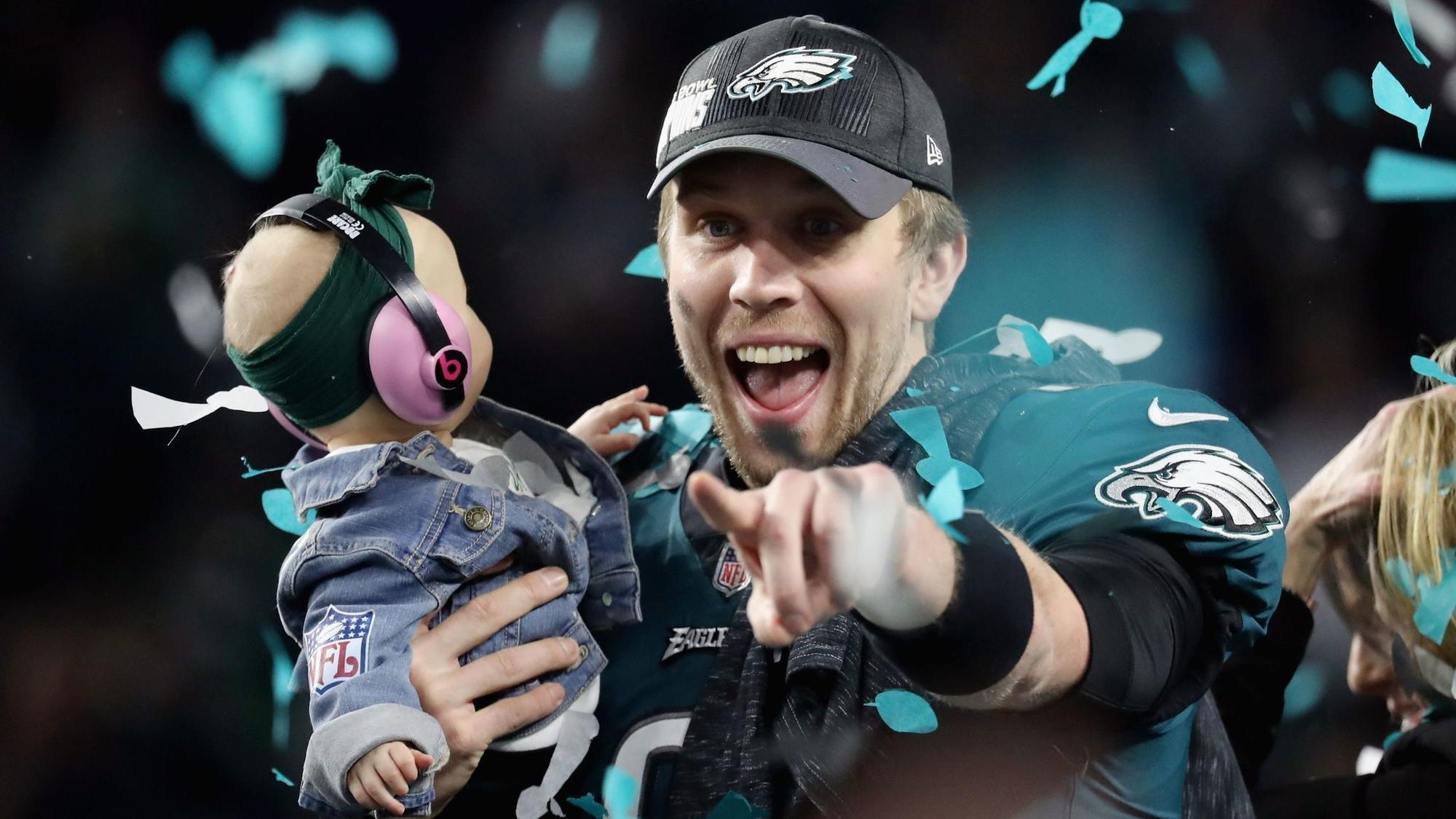 nick foles a super bowl mvp and unlikely folk hero in philly