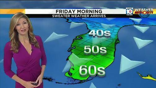 South Florida Weather Radar Forecast Sun Sentinel