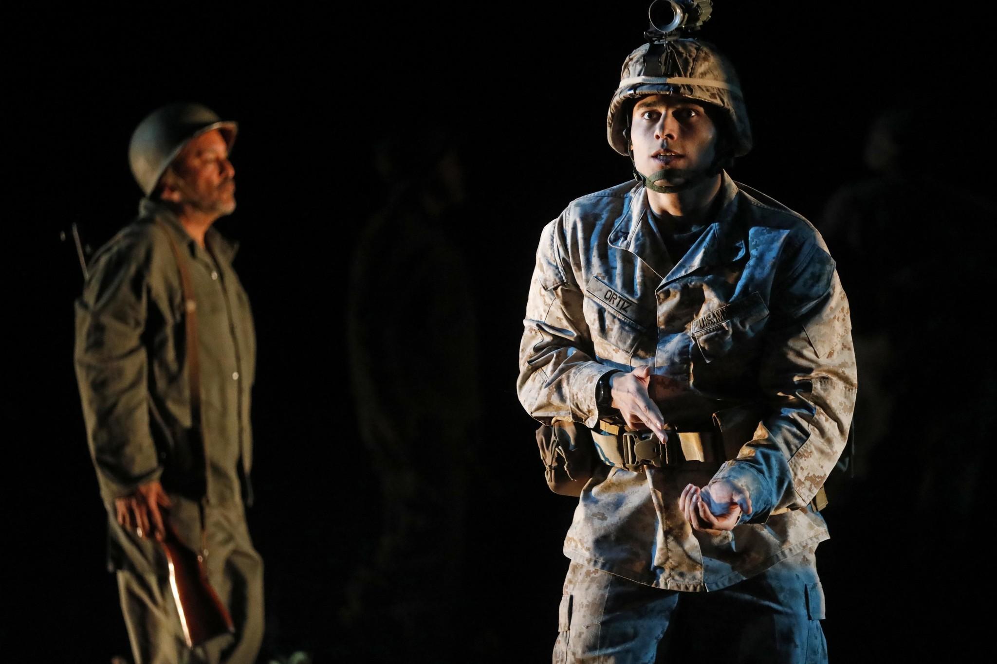 """""""Elliot, A Soldier's Fugue"""""""