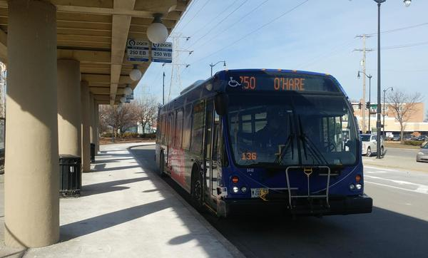 Pace to roll out Dempster express bus service from north ...