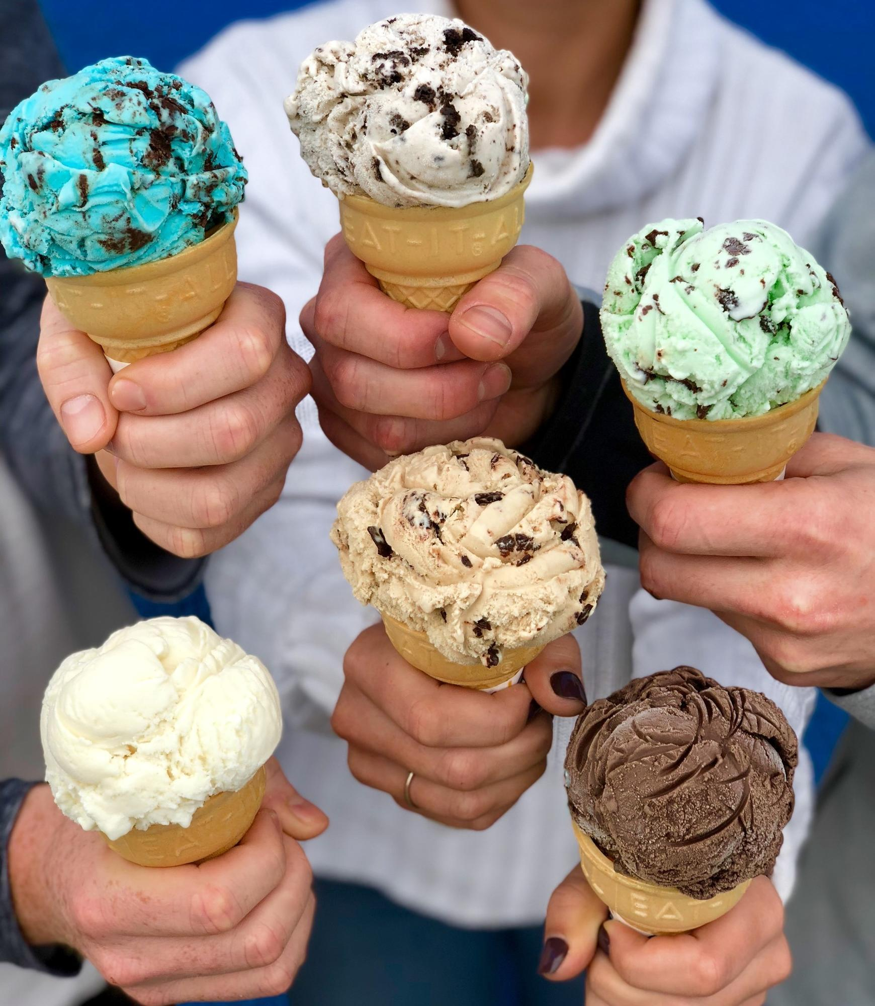 Baked Bear Offers Free Scoops On Feb. 24