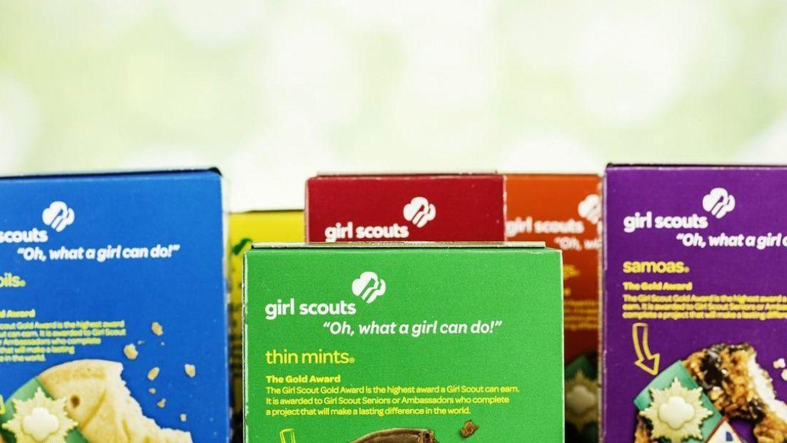 entrepreneurial girl scout has leaders grappling with a