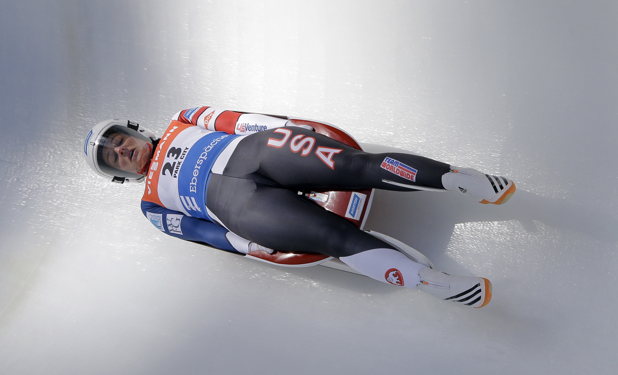 athletes from connecticut compete at the 2018 winter