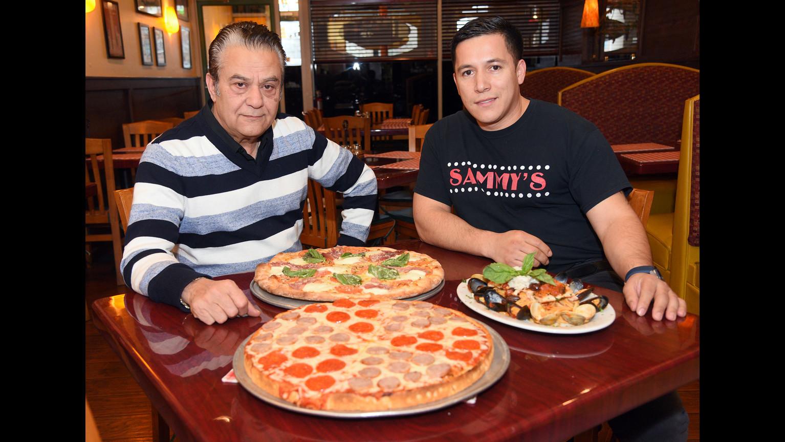 sammys italian pizza kitchen capital gazette - Italian Pizza Kitchen