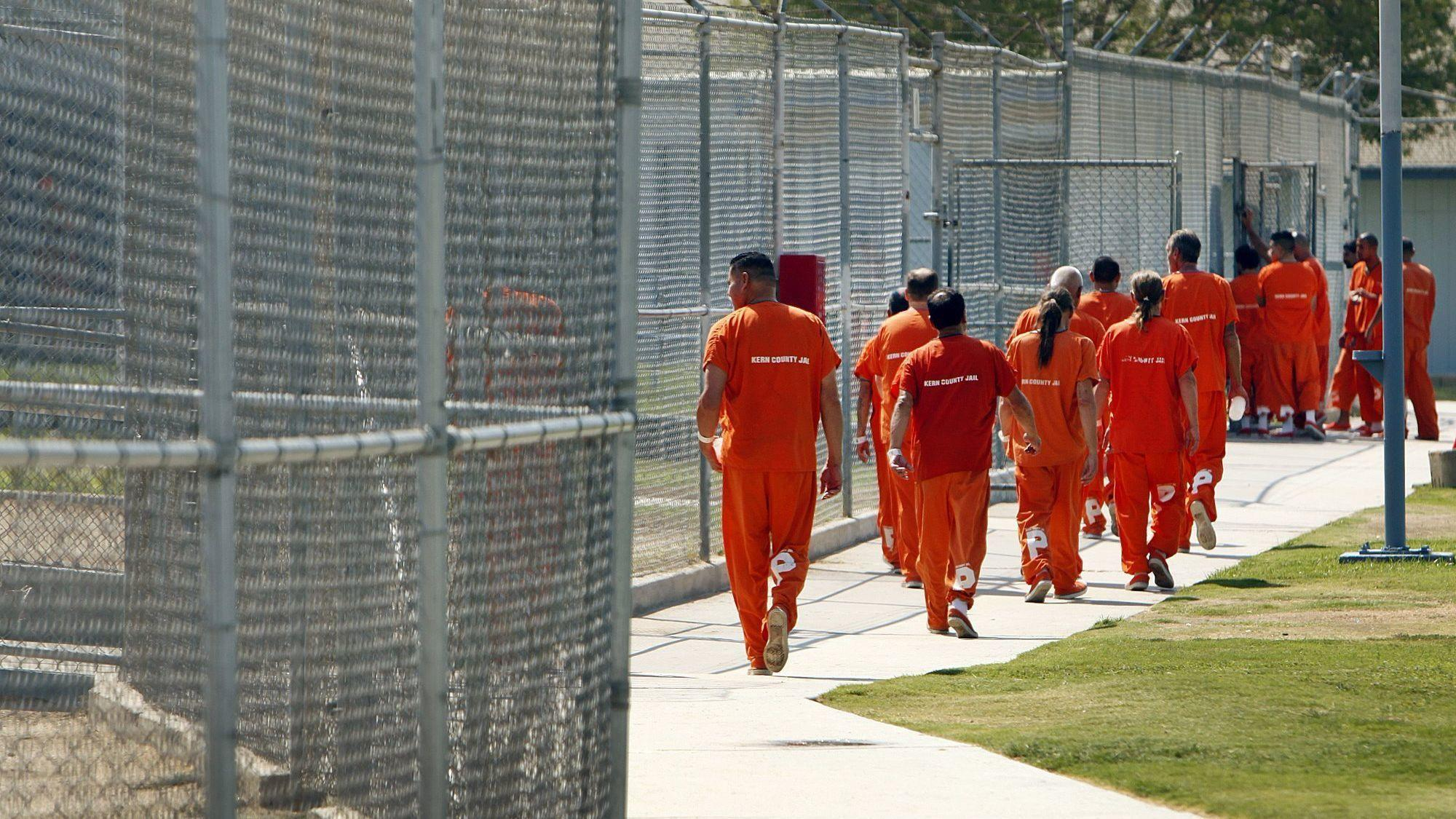 Kern County Inmate Search - California Inmate Search