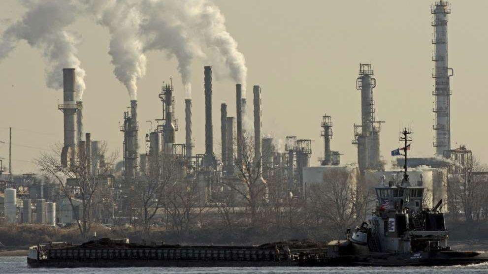 Connecticut wins court fight over pennsylvania plant for Pollution fighting plants