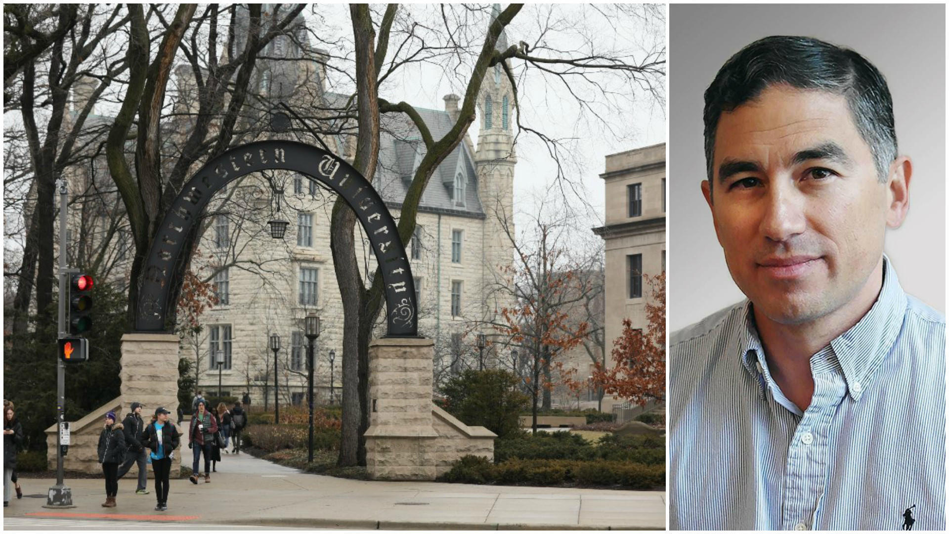 Northwestern journalism professor accused of misconduct takes leave of absence